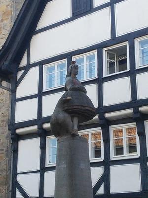 ドイツメルヘン街道を行く②アルスフェルト -