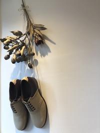 明日8月25日(土)荒井弘史入店日です。 - Shoe Care & Shoe Order 「FANS.浅草本店」M.Mowbray Shop