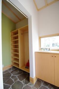 玄関の3点セット - K+Y アトリエ一級建築士事務Blog
