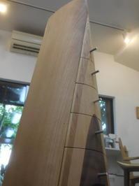 家具展始まりました。 - 手作り家具工房の記録