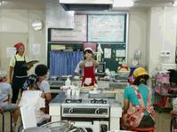 野田市保健センターにて - 日本料理しみずや 気ままな女将通信
