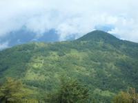 湯ノ丸山・角間山 周回登山  2018.8.21(火) - 心のまま、足の向くまま・・・