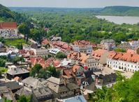 ポーランドの旅 20  美しい村 カジミエシュ・ドルヌィ - FK's Blog