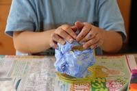 貝殻工作 - 大阪府池田市 幼児造形教室「はるいろクレヨンのブログ」