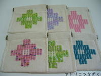 アトリエの皆さんの作品 - アトリエひなぎく 手織り日記