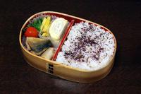 サバの味噌煮 - 庶民のショボい弁当