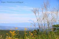 富士見高原リゾート花の里①富士山 - 暮らしを紡ぐ