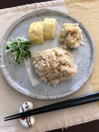 だし巻き卵 - 庶民のショボい食卓
