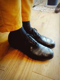 本日8/25(土)荒井弘史入店日です。 - Shoe Care & Shoe Order 「FANS.浅草本店」M.Mowbray Shop