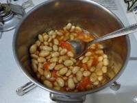 大豆のトマト煮のようなもの - 化学物質過敏症・風のたより2