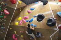 ホールドチェンジとビレイ講習! - CLIMBING GYM & SHOP OD ~福岡県・宗像市のクライミングジム~