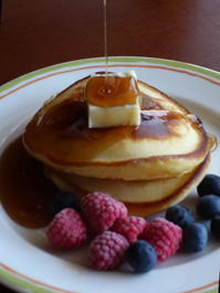 パンケーキ - Baking Daily@TM5