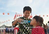 夏祭り - nyaokoさんちの家族時間