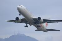 函館山に別れを告げて ~函館空港15th~ - 自由な空と雲と気まぐれと ~ from 旭川空港 ~
