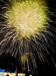 ニセコひらふ祭りの花火と羊蹄太鼓 - マコト日記