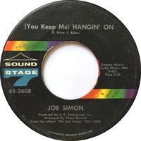 Joe Simon – (You Keep Me) Hangin' On / Long Hot Summer - まわるよレコード ACE WAX COLLECTORS