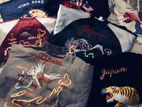 神戸店8/29(水)秋Vintage入荷! #1 Vintage Souvenir Jacket!!! - magnets vintage clothing コダワリがある大人の為に。