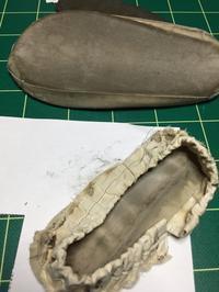 誤発注と鉄馬修理 - ソライロ刺繍