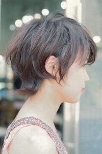 脱重さ宣言マッシュウルフ - 空便り 髪にやさしいヘアサロン 髪にやさしいヘアカラー くせ毛を愛せる唯一のサロン