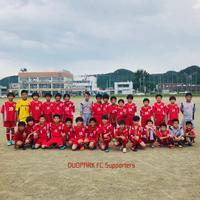【U-10 & 11】Training MatchAugust 25, 2018 - DUOPARK FC Supporters