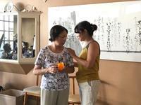 8月気功教室 - NPO法人オ〜マイダーリンの活動記録