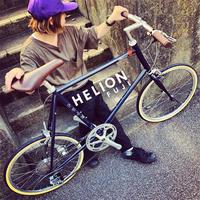 2019 FUJI HELION へリオン fuji フジ 自転車女子 ミニベロ おしゃれ自転車 クロスバイク 自転車ガール - サイクルショップ『リピト・イシュタール』 スタッフのあれこれそれ