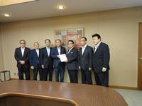 8月24日 大村知事に対して要望活動 - 自由民主党愛知県議員団 (公式ブログ) まじめにコツコツ