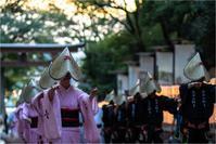 おわら風の盆奉納(枚岡神社) - duke days