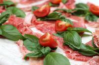 バジルとトマトの牛肉巻きしゃぶ - 登志子のキッチン