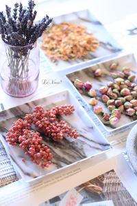 1dayレッスン「アロマワックスバー」作り - Le vase*  diary 横浜元町の花教室