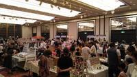 徳島クリエーターズマーケットJRクレメントホテル25周年 - 金属造形工房のお仕事
