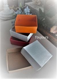 紙箱作り - Bijoux  du  Bonheur ~ビジュー ドゥ ボヌール~