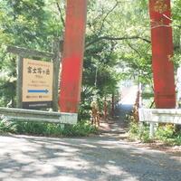 日本百名山原点の山 富士写ヶ岳 - ちょんまげブログ