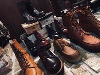 神戸店8/29(水)秋Vintage入荷! #9 Vintage Work Boots!!! - magnets vintage clothing コダワリがある大人の為に。