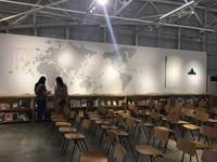 神楽坂 la kagu で、「新潮クレスト・ブックス」展 - カマクラ ときどき イタリア