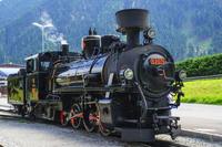 チロルの可愛い蒸気機関車ツィラータール鉄道 - エーデルワイスPhoto