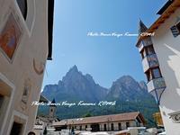 """""""シウージの町、さら~り♪"""" ~ 真夏のイタリア・南チロル♪⑩  世界遺産ヴァカンス2018 ~ - 『ROMA』ローマ在住 ベンチヴェンガKasumiROMAの「ふぉとぶろぐ♪ 」"""
