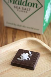 チョコレート with Salt - ハーブのある暮らし