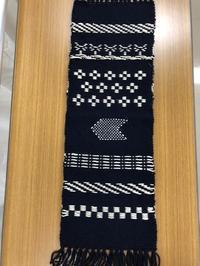 8月の産経学園大阪校のみんなの作品 - 手染めと糸のワークショップ