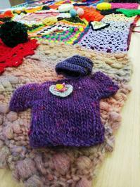 毛糸だ!まつりあみじつなぎ隊に参加して来ました。 - Crochet Atelier momhands
