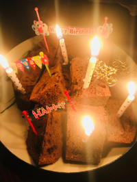 Happy Birthday お母さん - スリランカ  カレー& オーダーメイドコサージュ・バック Rosamala