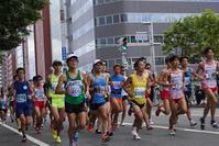 北海道マラソン2018 - お茶にしませんか