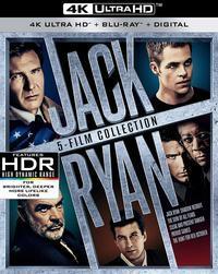北米で発売される「ジャック・ライアン シリーズ」4K UHDは「トータル・フィアーズ」以外は日本語収録あり。 - Suzuki-Riの道楽