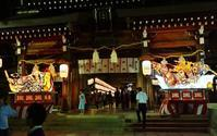 湊川神社夏祭り(1)ねぶた灯籠 - たんぶーらんの戯言