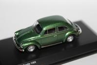 1/64 Kyosho Volkswagen Orginal (Hobby Route) Beetle 1303 - 1/87 SCHUCO & 1/64 KYOSHO ミニカーコレクション byまさーる