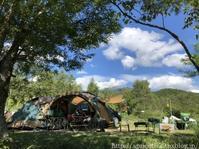 2018晩夏 南乗鞍キャンプ - シンプルで心地いい暮らし