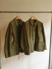 "French Military Workwear ""Bougeron"" No.1 - DIGUPPER BLOG"