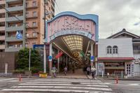 大阪府池田市「サカエマチ1番街」 - 風じゃ~