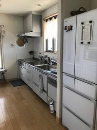 【台所と私。冷蔵庫とのお付き合い】 - 暮らしのはこ ~思考と空間のお片づけ~