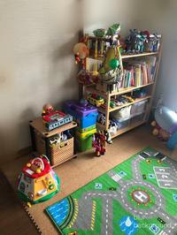 整理整頓〜おもちゃ置き場を見直し〜 - そらいろ